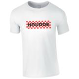 T-Shirt Houdoe Wit_