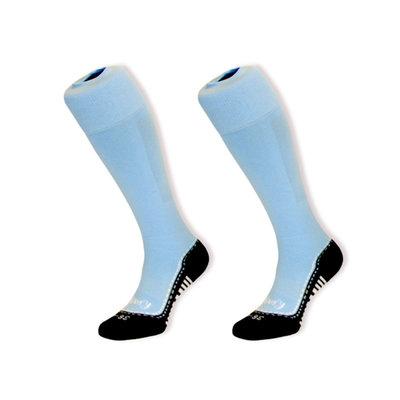 Effen Light blue funkousen