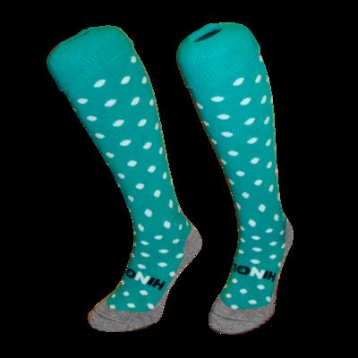 Funkousen Dots green white
