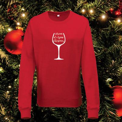 I dream of a wine christmas
