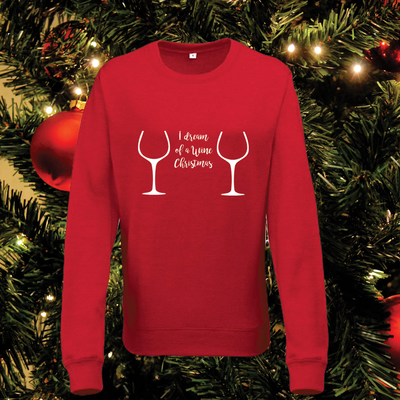Double wine Sweater