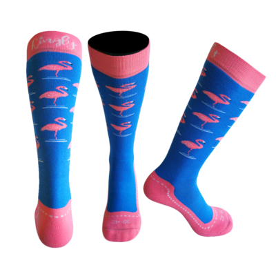 Flamingo blue Wintersport