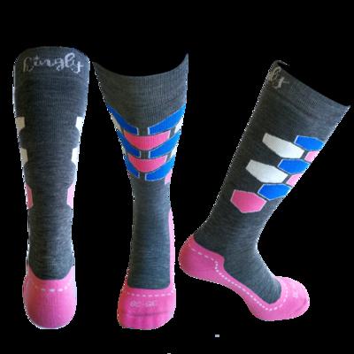 Hexa pink Wintersport