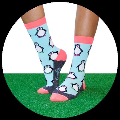 Pinguin crew socks