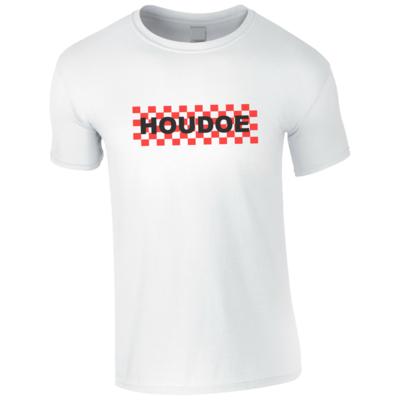 T-Shirt Houdoe Wit