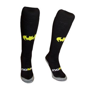 Hockeysokken Batman Zwart