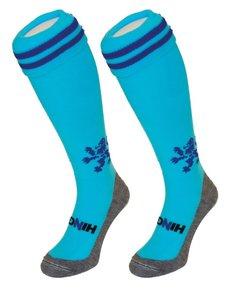 Hockeysokken Leeuw Blauw