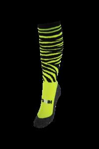 Funkousen zebra geel