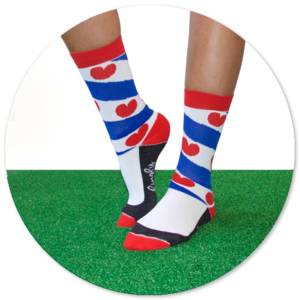 Friesland crew socks