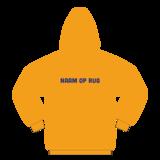 Hooded sweater Oranje Dames_