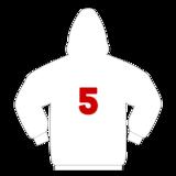 Hooded Sweater Wit Unisex & Kids_
