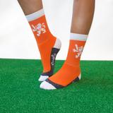 Sportsokken Holland Oranje/Wit_