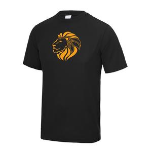 Technisch T-shirt Zwart