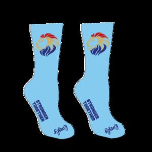Casual Sokken Parahockey Lichtblauw