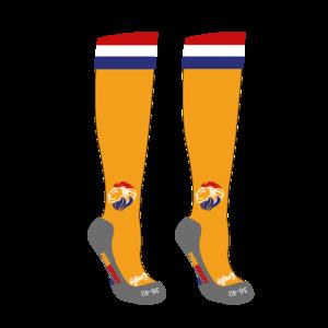 Hockeysokken Parahockey Oranje
