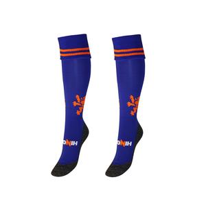 Hockeysokken Leeuw Blauw/Oranje