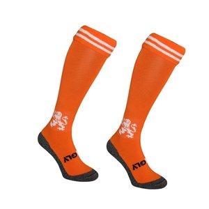 Hockeysokken Leeuw Oranje