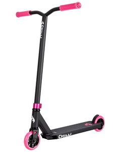 Chilli Pro Scooter Base Zwart-Roze