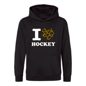 Trui I Love Hockey Zwart Panter Original