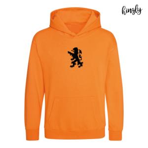 Trui Oranje Leeuw