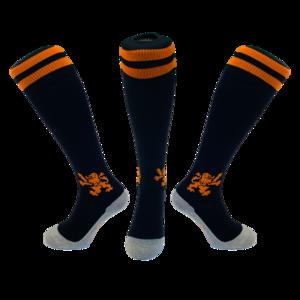 Hockeysokken Leeuw Zwart Oranje